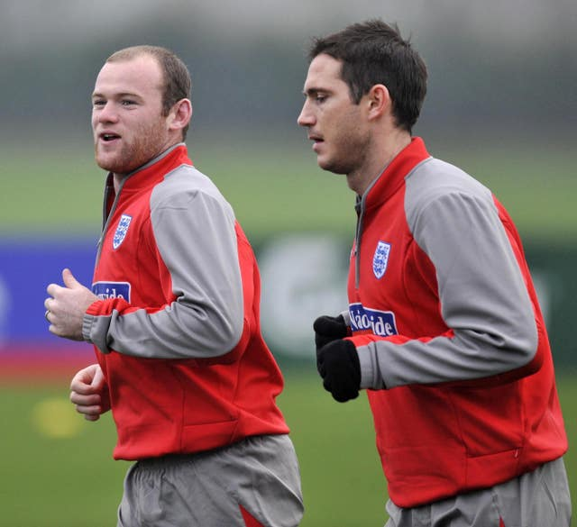 Soccer – England Training and Press Conference – London Colney