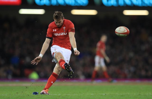Dan Biggar is likely to start for Wales