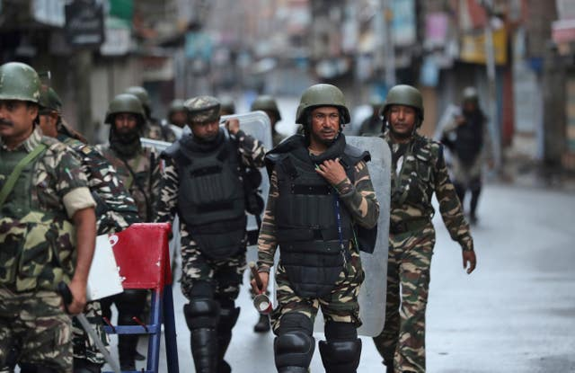 India eases restrictions in Kashmir for Eid | Knutsford Guardian