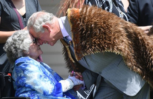 Royal visit to New Zealand – Day Four