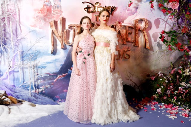 The Nutcracker and the Four Realms European Premiere – London