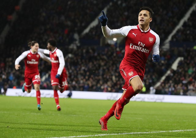 Alexis Sanchez developed into a key figure at Arsenal during his time in north London.