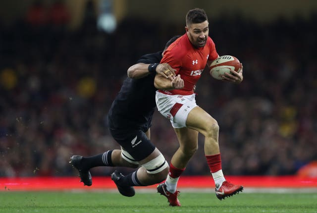 Rhys Webb is set to be back in a Wales shirt