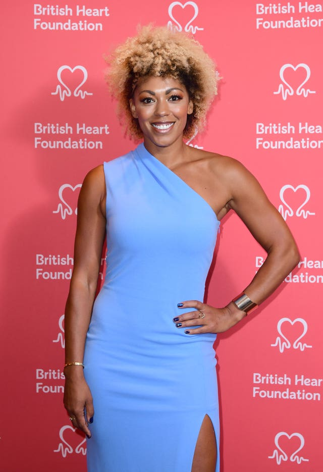 British Heart Foundations Heart Hero Awards 2019 – London