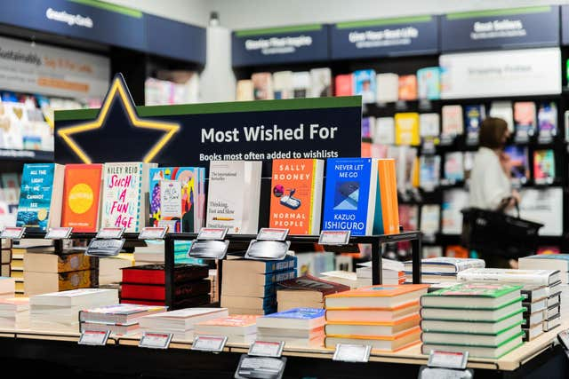 Opening of a 4-star Amazon store in the United Kingdom