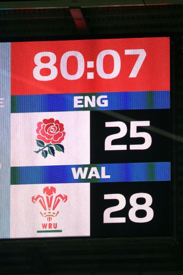 Rugby Union – Rugby World Cup 2015 – Pool A – England v Wales – Twickenham Stadium