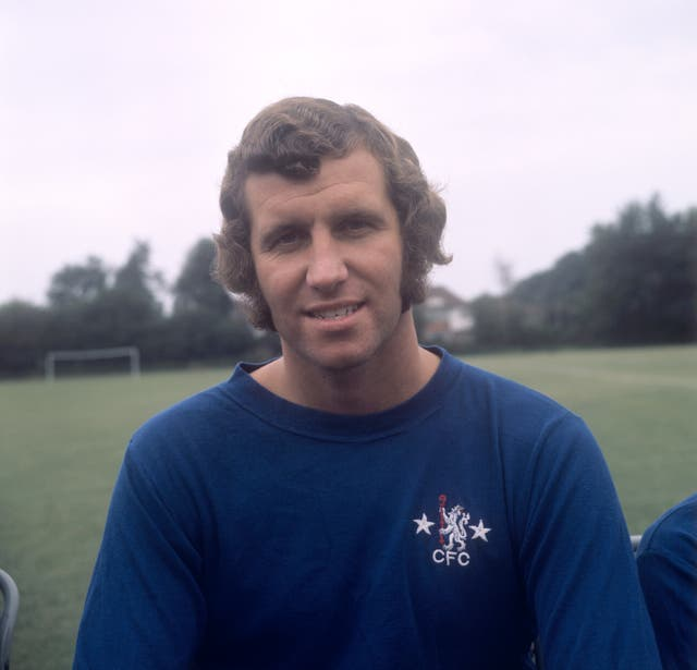 Peter Osgood will forever be remembered at Stamford Bridge