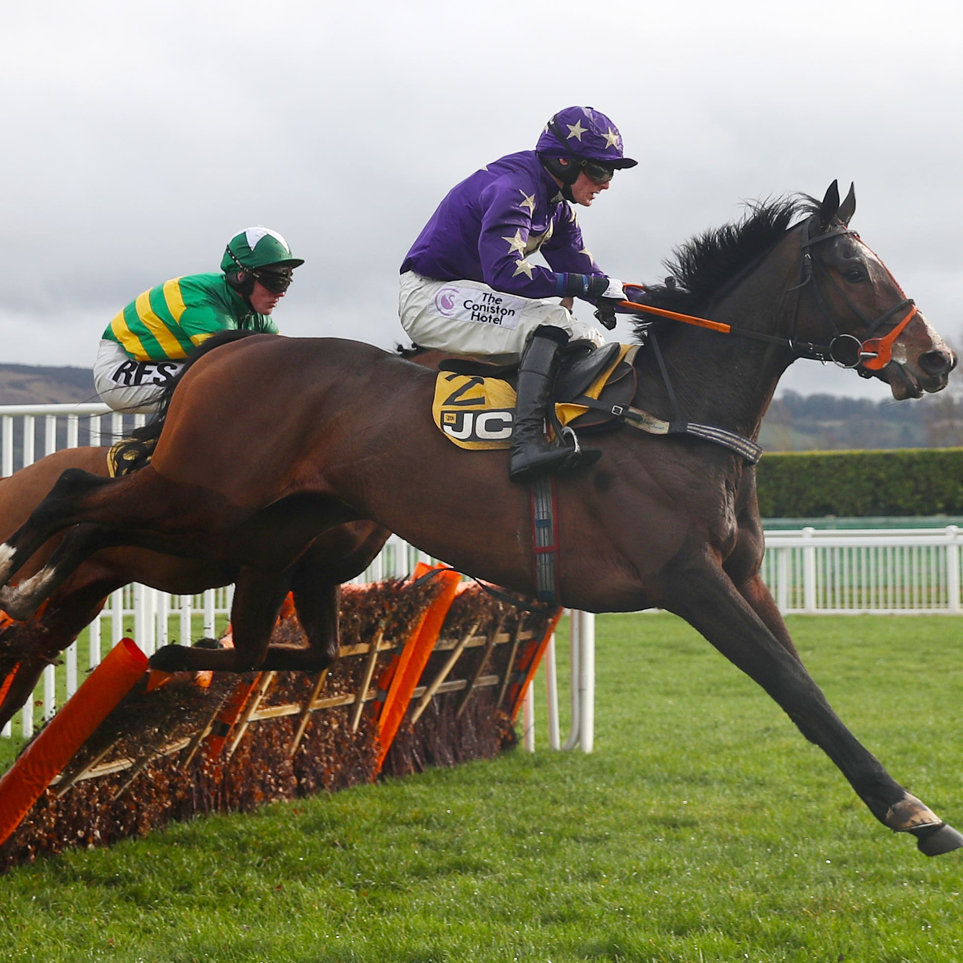 Nelson River will have a deserved break after his fine run in the Triumph Hurdle