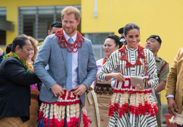 Royal tour of Tonga