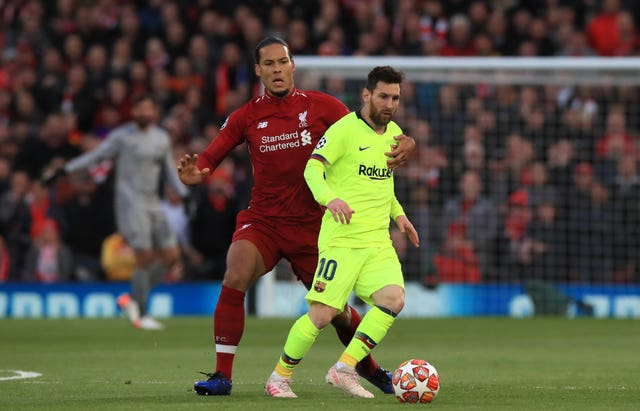 Champions League football returns to Anfield for the first time since their famous comeback against Barcelona