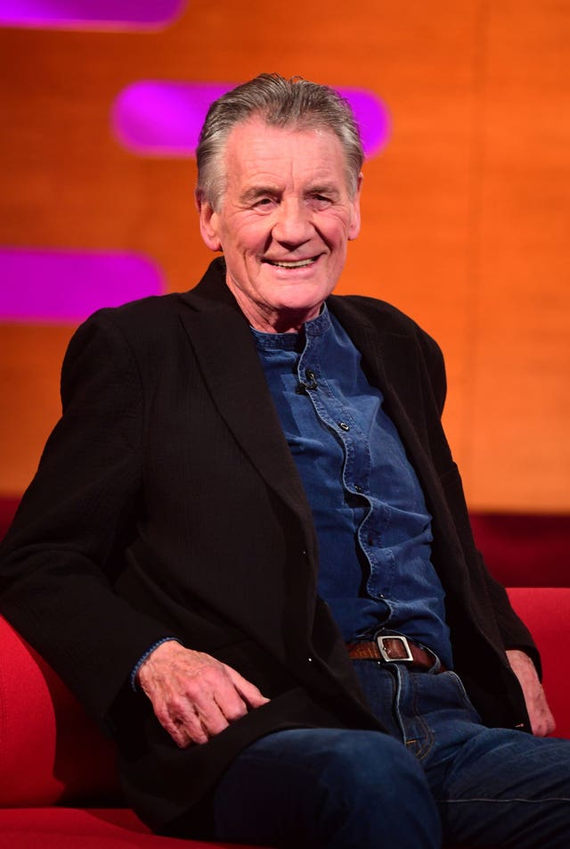Sir Michael Palin comments