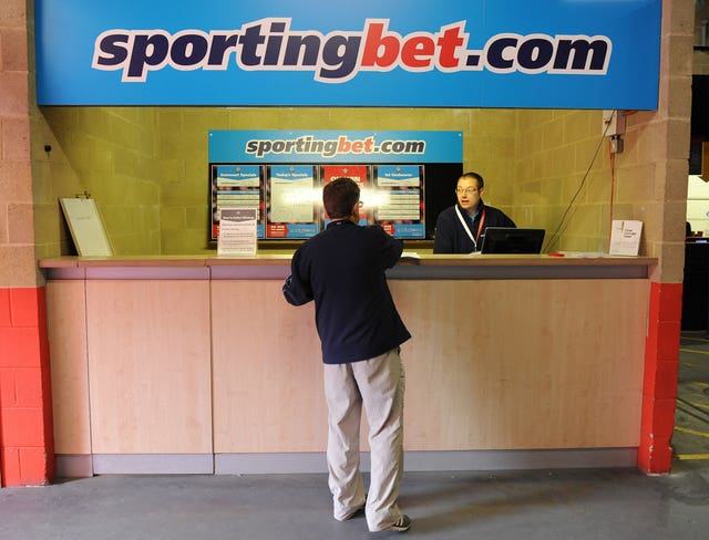 GVC owns a raft of brands, including Sportingbet and Foxy Bingo (PA)