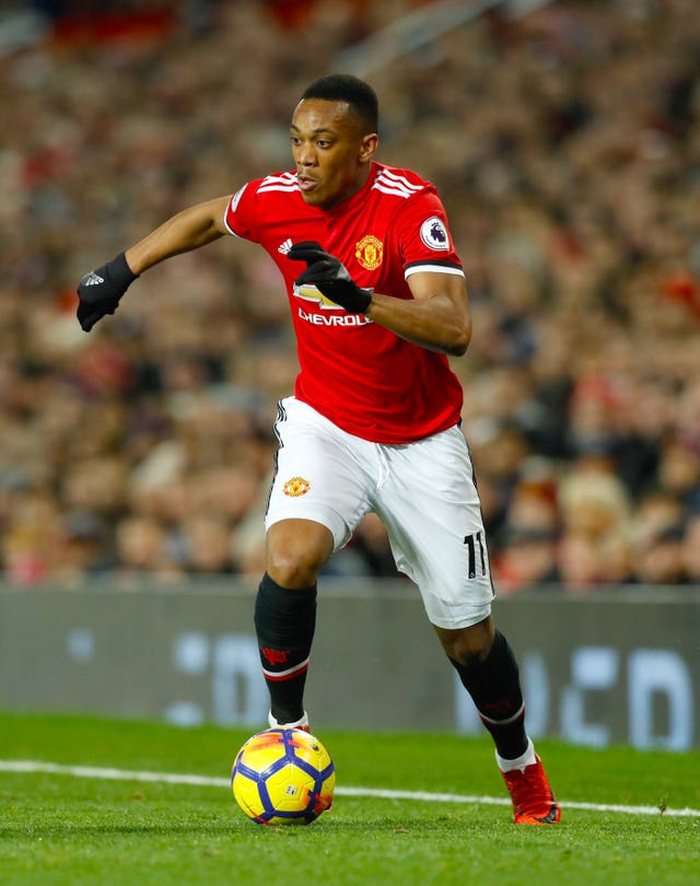 Rumours about Anthony Martial's future at Old Trafford have been persistent