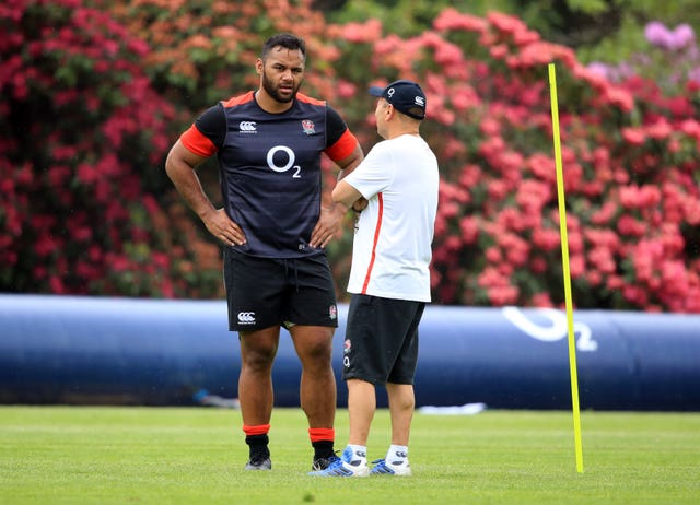 Jones knows Vunipola wants to play