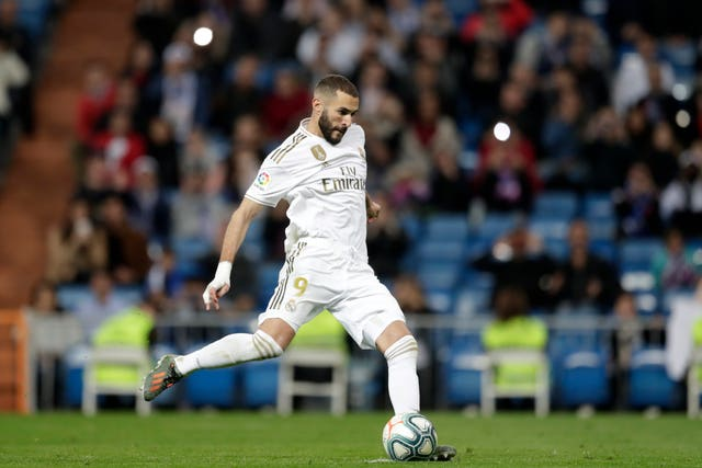 Karim Benzema was in fine form for Real Madrid