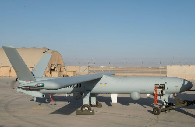 New UAV fully operational in Afghanistan