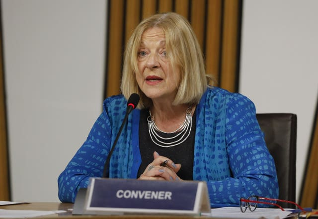 Inquiry into Scottish Governments handling of Harassment
