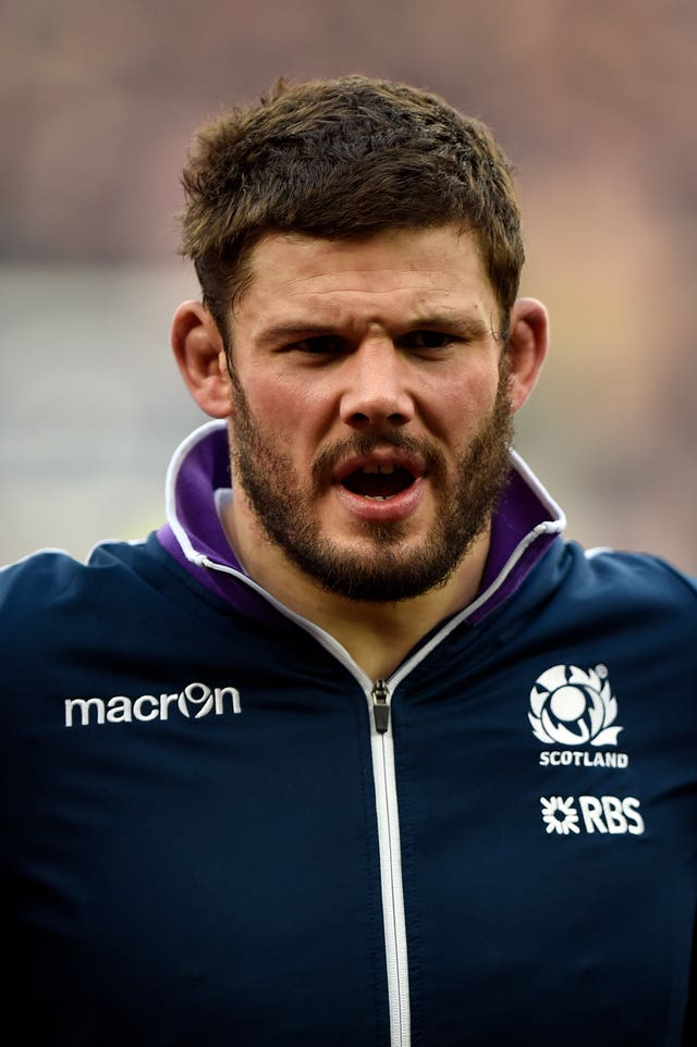Ford made his last appearance for Scotland in 2017