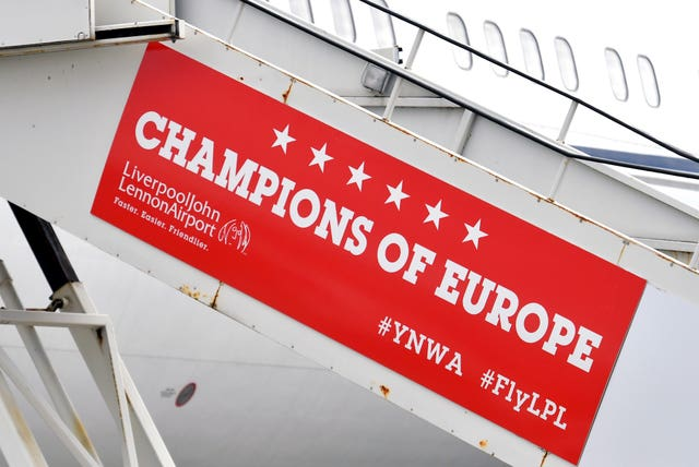 It's coming home - Liverpool prepare for triumphant return