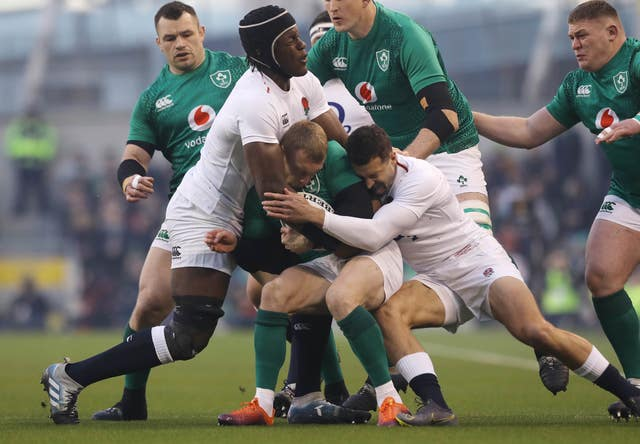 Ireland v England – Guinness Six Nations – Aviva Stadium