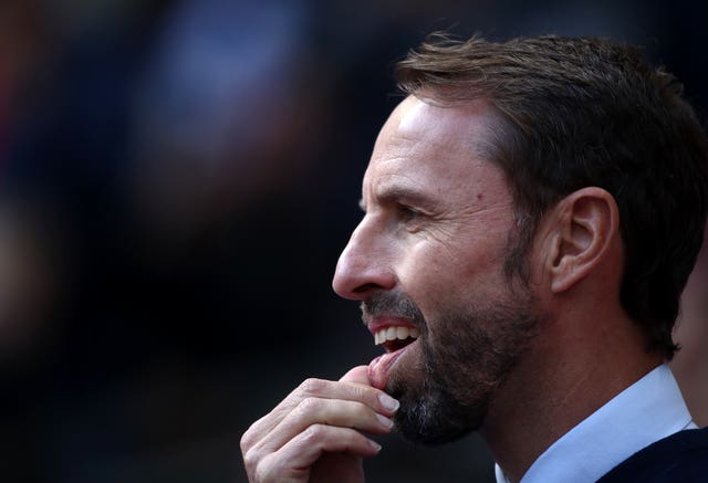 Gareth Southgate had few complaints over England's performance