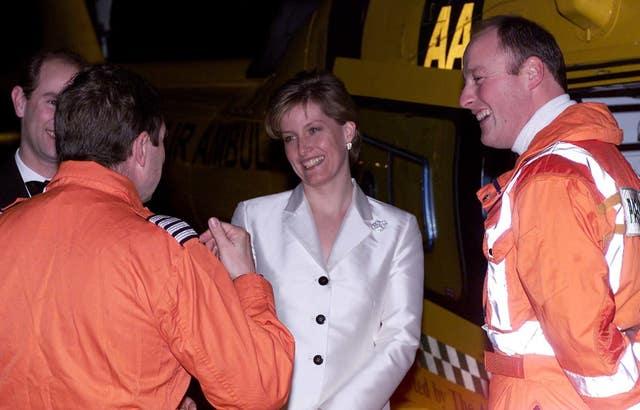 Chiltern Air Ambulance – Royal