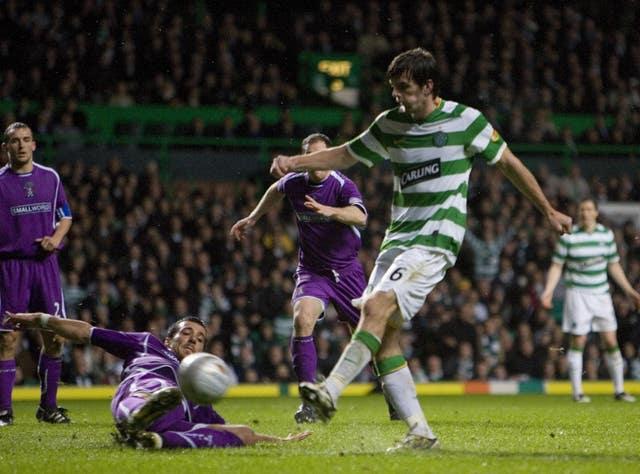 Soccer – Clydesdale Bank Scottish Premier League – Celtic v Kilmarnock – Celtic Park