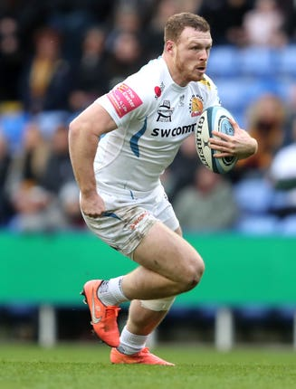 London Irish v Exeter Chiefs – Gallagher Premiership – Madejski Stadium