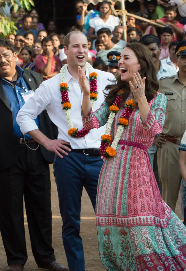 Royal visit to India and Bhutan – Day 1