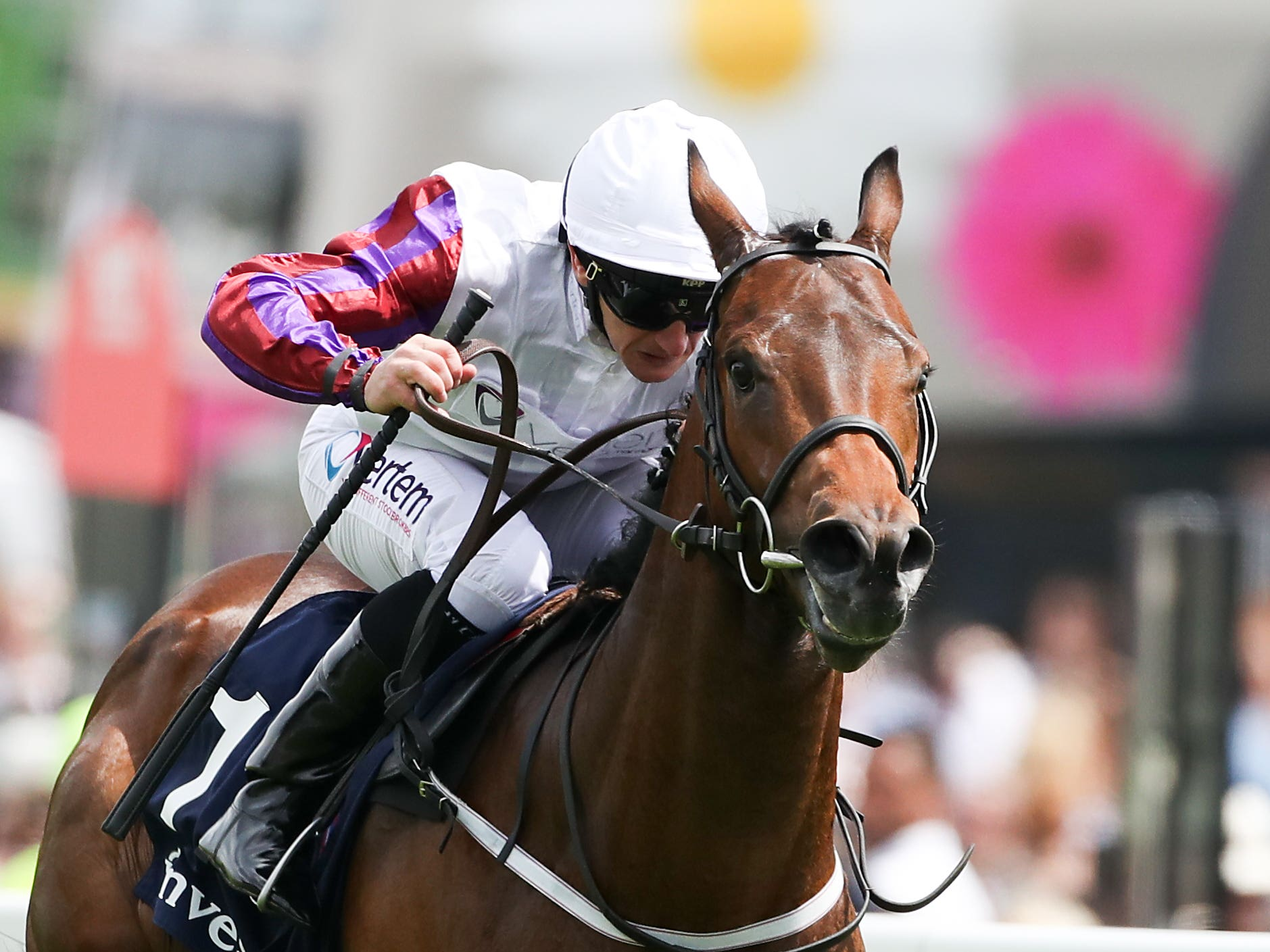 Cosmic Law, one of three likely runners for trainer Richard Fahey in the Coventry Stakes (John Walton/PA)