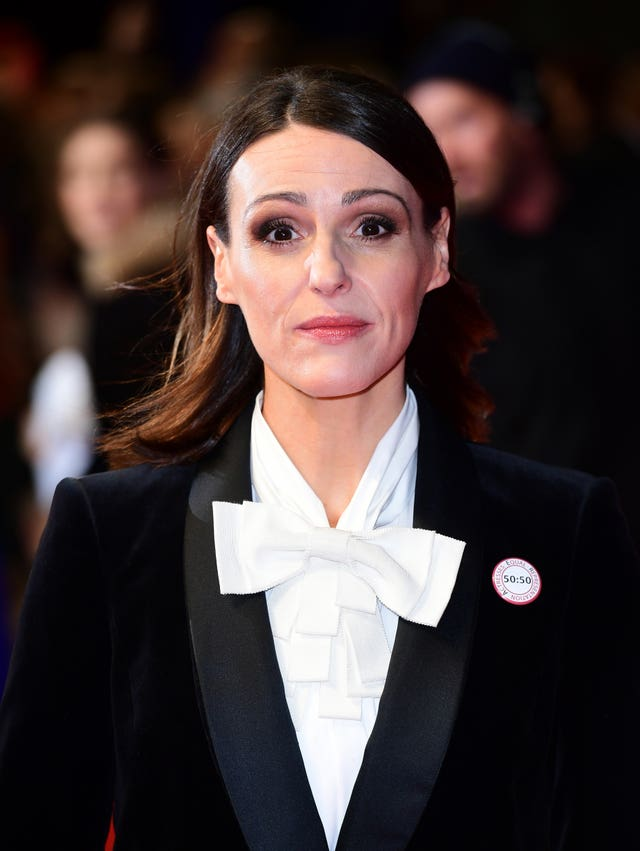 Suranne Jones (Ian West/PA)