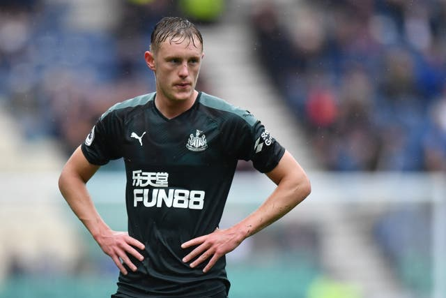 Newcastle's Sean Longstaff has been linked with United