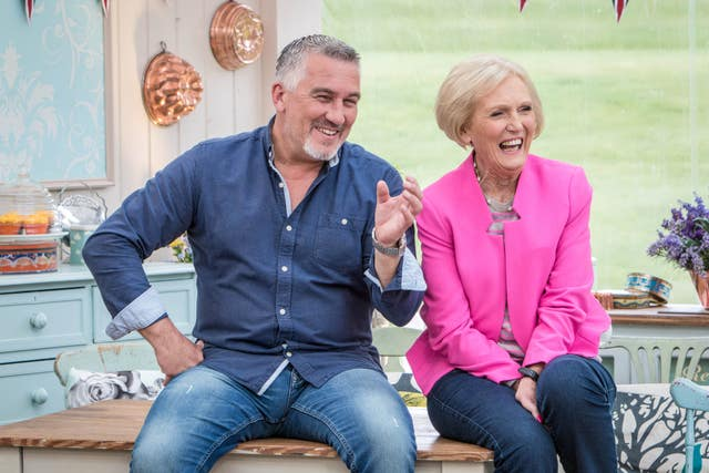 The Great British Bake Off 2015