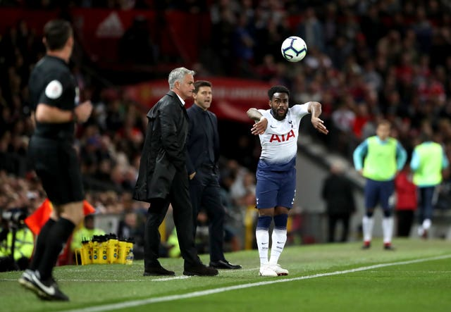 Danny Rose has told manager Jose Mourinho he is frustrated at Tottenham