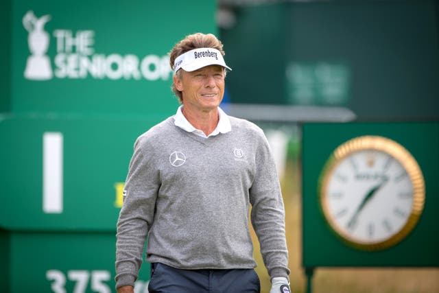 Senior Open – Day Three – Old Course St Andrews