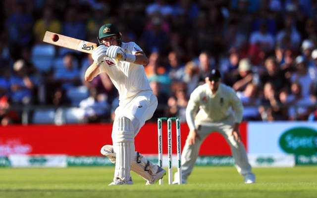 Marnus Labuschagne starred wtih the bat once again for Australia