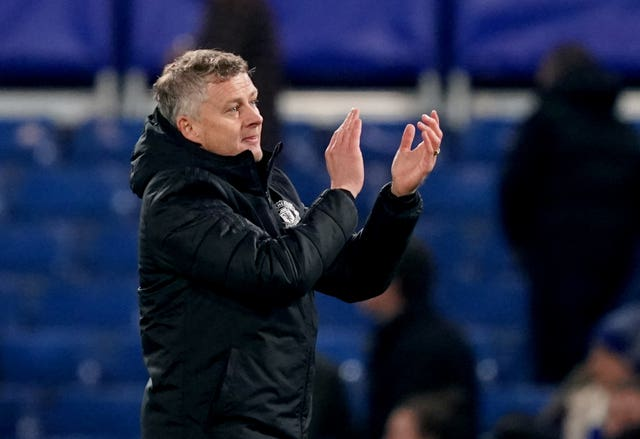 Ole Gunnar Solskjaer has some injury problems to deal with
