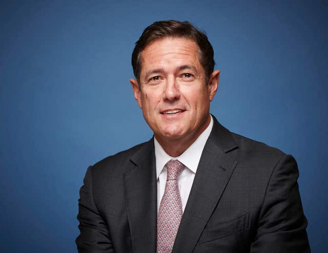 Barclays chief executive Jes Staley (Barclays/PA)