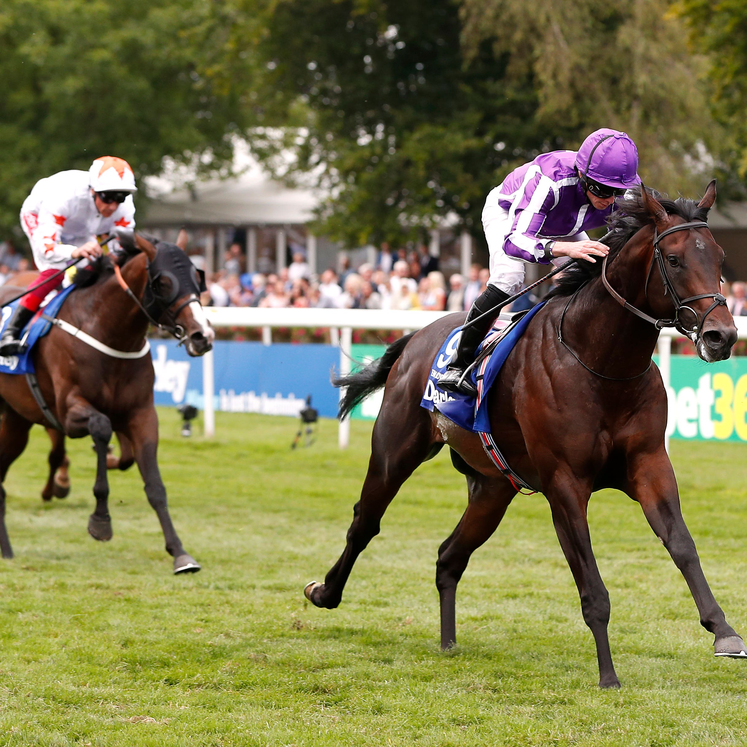Ten Sovereigns comes home clear
