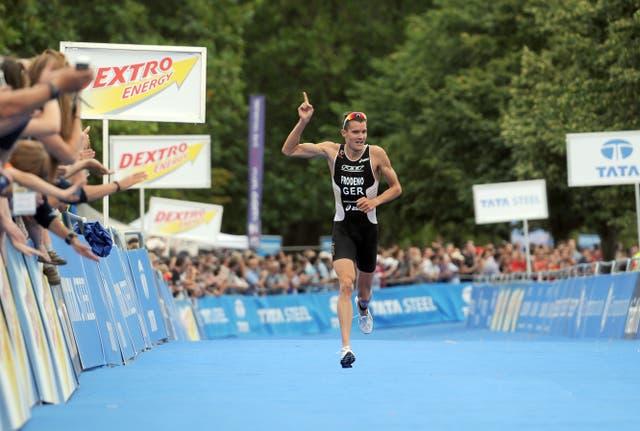 Triathlon – Dextro Energy ITU World Championship Triathlon – London