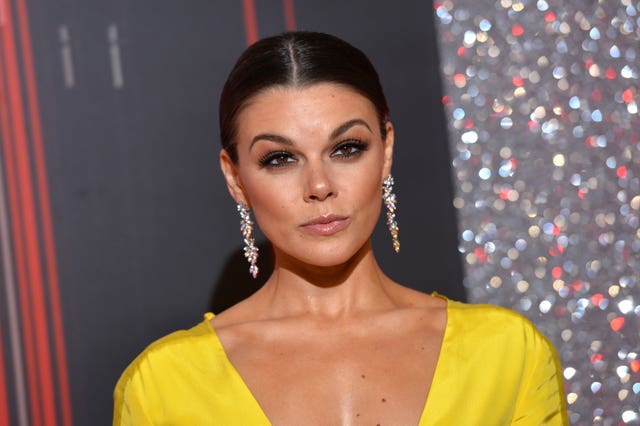 Faye Brookes (Matt Crossick/PA)
