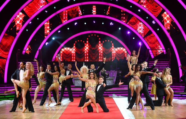 Strictly Come Dancing Live Tour Launch – Birmingham