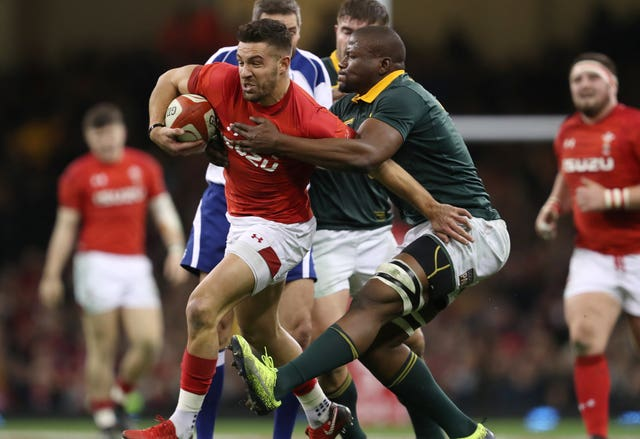 Wales v South Africa – Autumn International – Principality Stadium