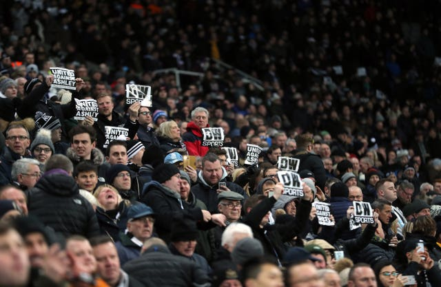 Newcastle owner Mike Ashley is not a popular man on Tyneside