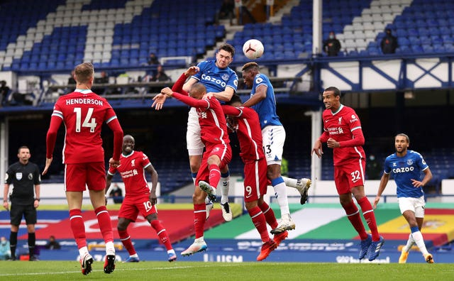 Everton v Liverpool – Premier League – Goodison Park