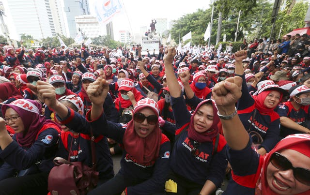 Indonesia May Day