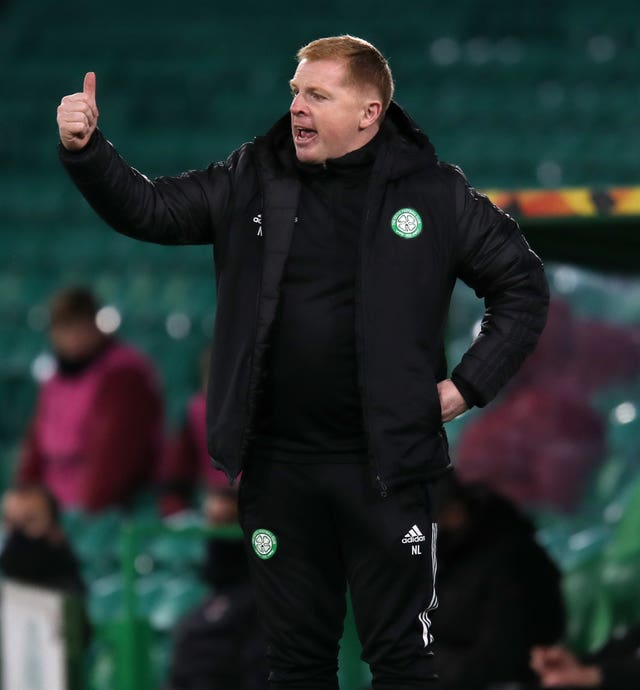 Neil Lennon's Celtic started well