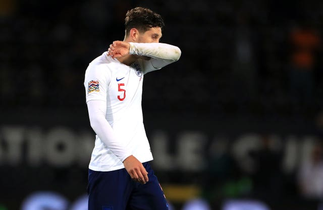 Southgate may return to Stones