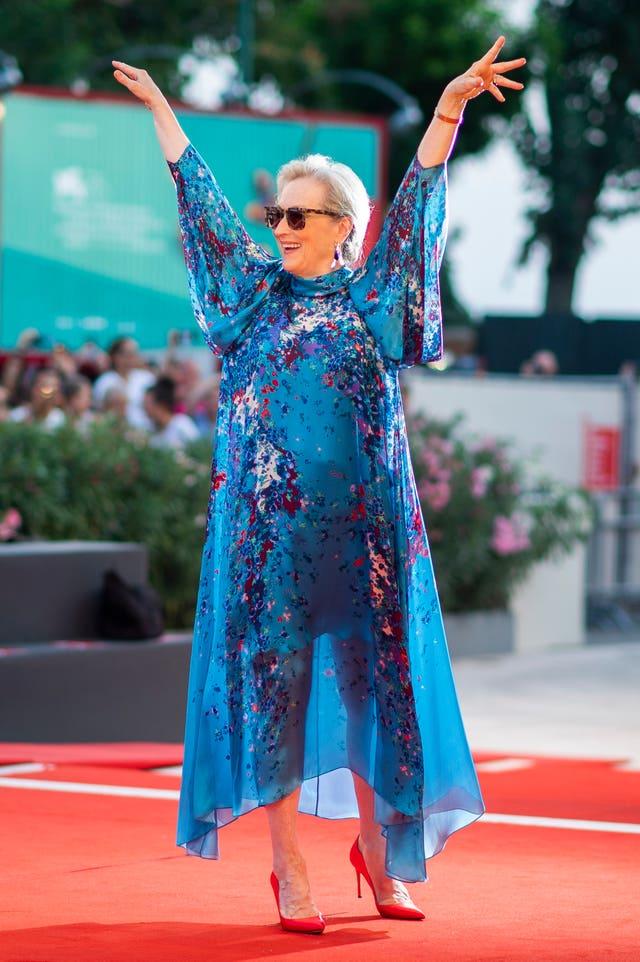 Italy Venice Film Festival 2019 The Laundromat Red Carpet