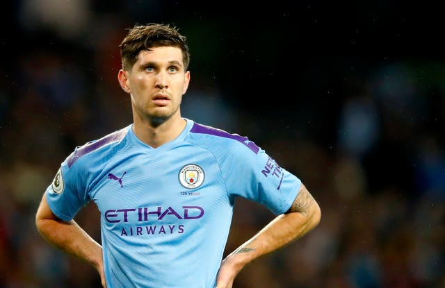 Guardiola is loathe to partner John Stones with Nicolas Otamendi